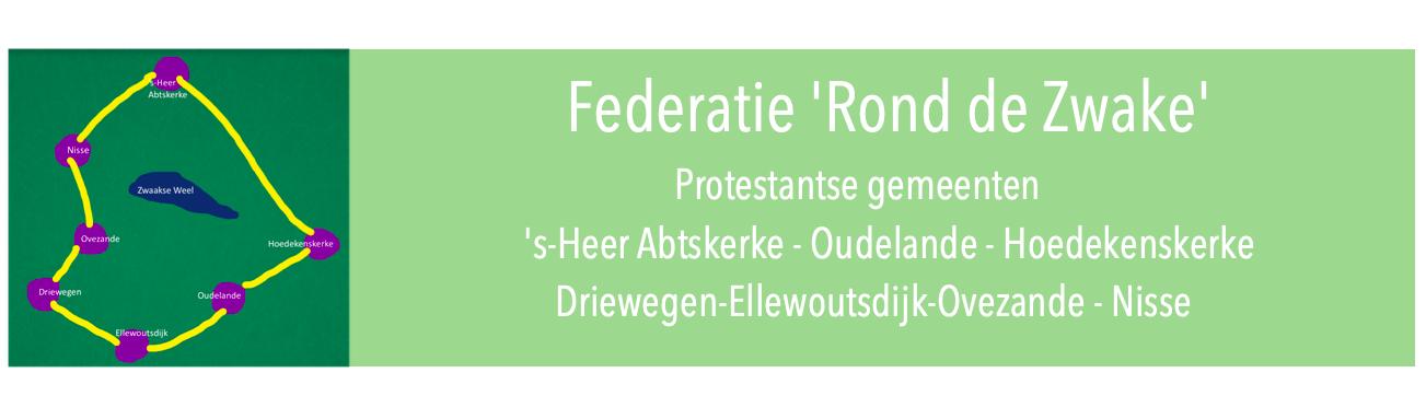 Federatie van Protestantse gemeenten Rond de Zwake